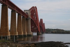 THE FORTH BRIDGE (FORTH RAIL BRIDGE)